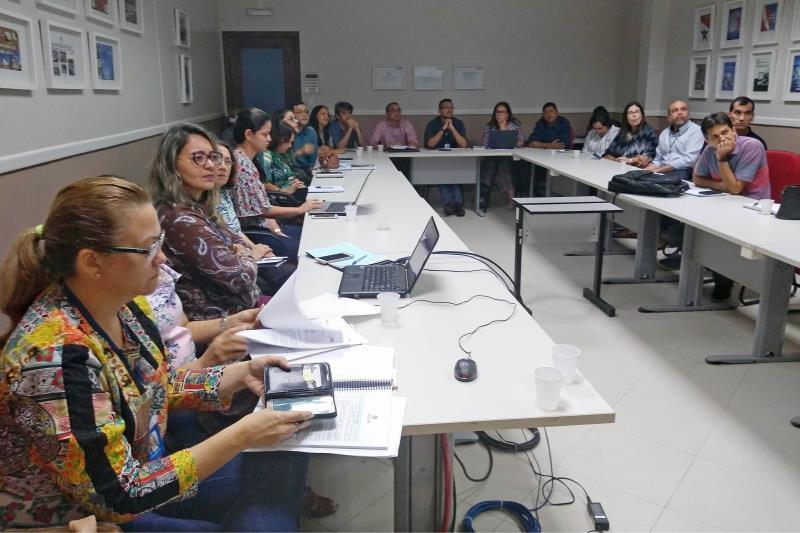 Durante a realização da Oficina de Monitoramento e Avaliação de Programas do PPA, de 2016-2019, realizada pela Seplan ao longo da semana, foram discutidos o último quadrimestre de trabalho em 2018, para que seja possível iniciar da melhor forma a nova gestão da secretaria