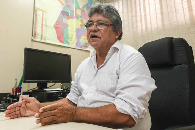 Esmerino Batista, secretário adjunto de Trabalho, informa que a expectativa é de aumento no número de empregos formais este ano, principalmente devido ao aquecimento na área de construção civil, com grandes obras e projetos, como a nova BR-316