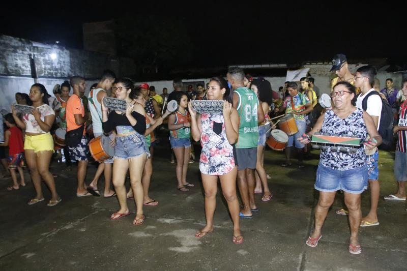 A agremiação será a quarta escola a entrar na avenida do samba e promete apresentar um grande desfile.