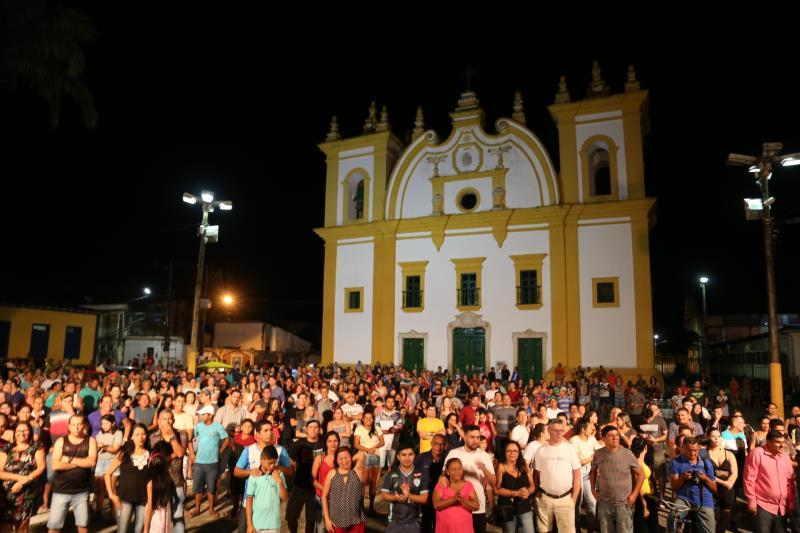 Uma grande onda de alegria, arte e cultura arrastou para as ruas históricas de Vigia de Nazaré  uma multidão de foliões dispostos a aproveitar todas as atrações da programação Preamar de Carnaval 2019