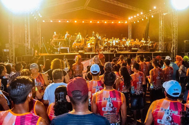 Um domingo musical foi o que o Governo do Pará, por meio da Secretaria de Estado de Cultura (Secult), promoveu no domingo (24), em São Caetano de Odivelas, no nordeste paraense, durante o Preamar de Carnaval no município