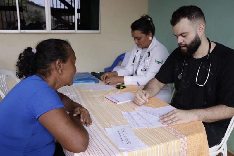 1° Edição do Projeto Governo em Ação atende os moradores do bairro Sulpan em Tucuruí