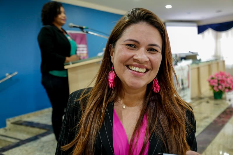 """Adriana Azevedo, presidente da Funpapa, contou que a visita do Ministério da Cidadania  ocorreu em junho: """"A avaliação foi de excelência e então Belém foi escolhida para executar o projeto""""."""