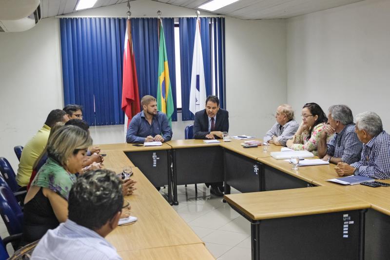 Na reunião ficou definido que uma equipe de engenheiros da Cosanpa irá ao município nesta semana para nova avaliação e início dos trabalhos que resolverão o problema.