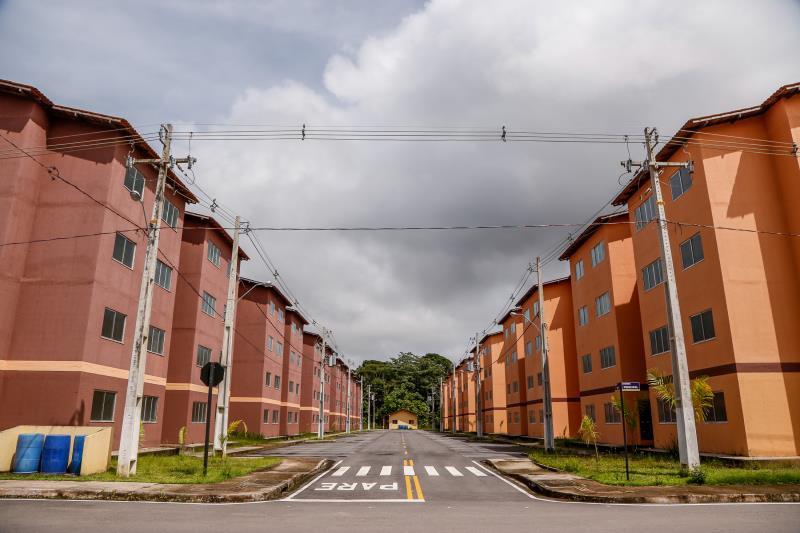 Prefeitura de Belém entrega as primeiras 320 unidades do Residencial Quinta dos Paricás, nesta sexta-feira, 15