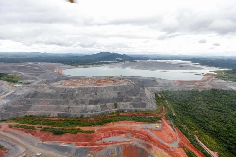 O Estado formou uma força-tarefa para avaliar as estruturas de contenção de rejeitos de mineração em todo o território paraense