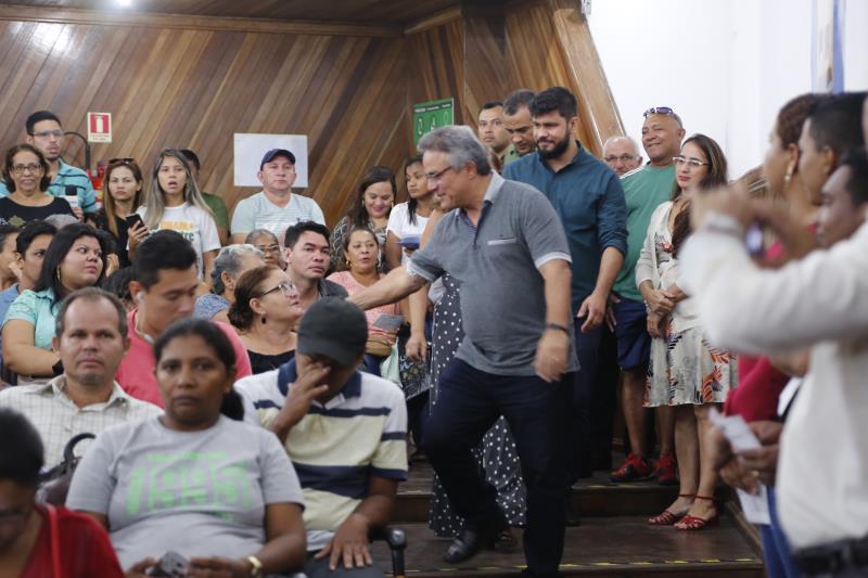 O prefeito Zenaldo Coutinho disse que existe da possibilidade da realização de um concurso público para a Semec