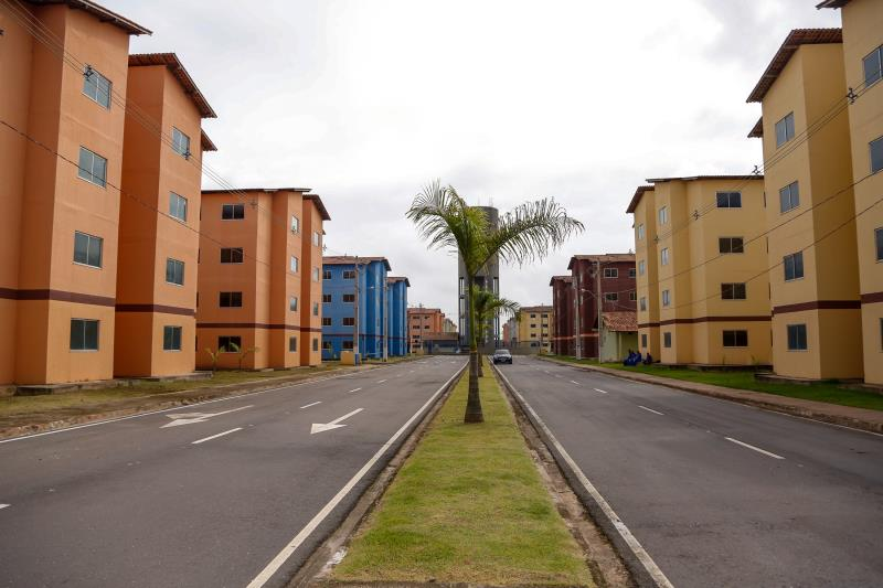 A infraestrutura urbana do residencial conta com creches, escolas de ensino fundamental e uma Unidade Básica de Saúde