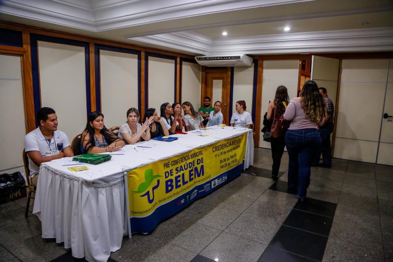 Pré-Conferência Municipal - Tarde