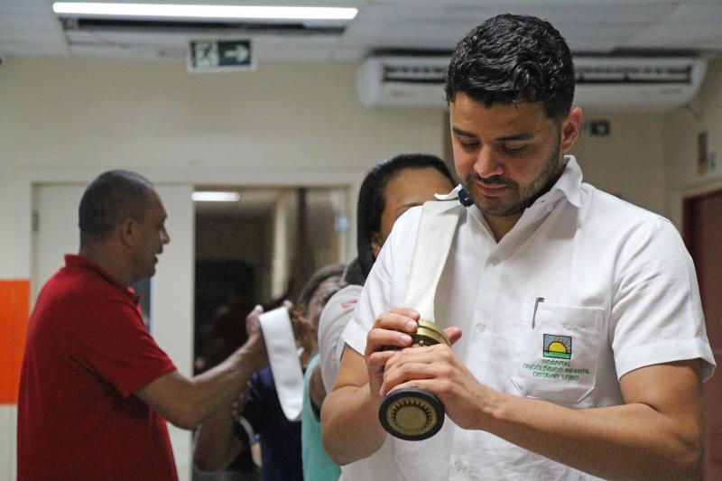 Unidade de saúde ganhou 120 novos brigadistas, que foram certificados na última semana pela conclusão do curso de formação de Brigada de Incêndio
