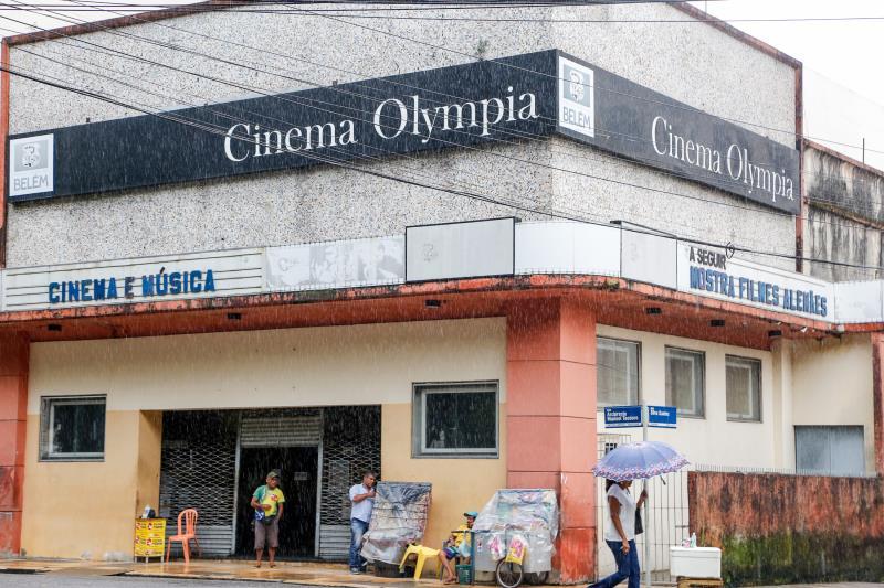 O Cine Olympia é o cinema mais antigo do Brasil, completando 107 anos nesta quarta-feira, 24.