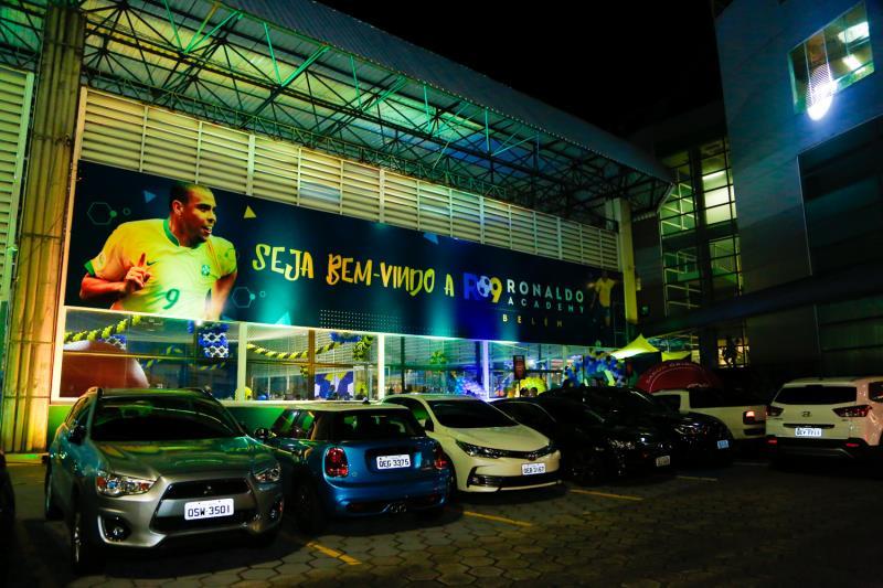A franquia espalhada pelo Brasil e em outros países chegou a Belém recentemente, e faz parte de uma iniciativa do ex-jogador da seleção brasileira de futebol, Ronaldo Nazário.