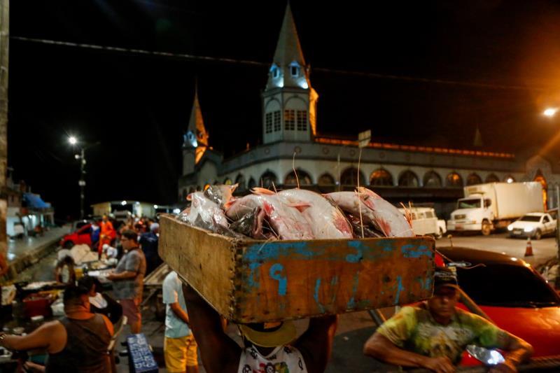 O cadastramento dos interessados em transportar o peixe que chega aos portos de Belém, principalmente à doca do Ver-o-Peso para outras localidades, deverá ser feito na Secon.