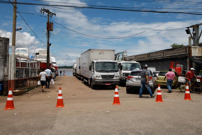 Ações buscam, principalmente, segurança e diminuição no tempo de espera, já que o fluxo de veículos e passageiros nos portos de Belém aumentou expressivamente, em busca de transporte para travessia