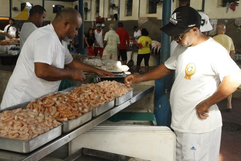 Balanço do comportamento do preço do peixe nos últimos 12 meses indicou que a maioria do pescado comercializado nos mercados municipais Belém no período de janeiro de 2019 a janeiro de 2020 apresentou queda de valor