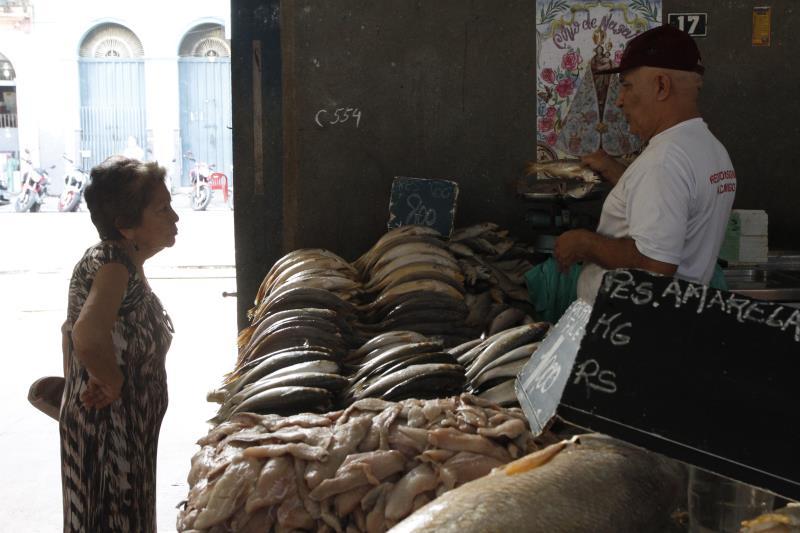 Decreto foi baixado para evitar a especulação no preço do peixe durante o período da Semana Santa e garantir o produto na mesa do consumidor belenense