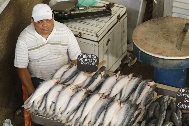 A Secon recomenda que os consumidores já comecem a compar o pescado da Semana Santa e assim evitem aglomerações