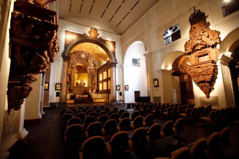A Secretaria de Estado de Cultura (Secult), por meio do Sistema Integrado de Museus e Memoriais (SIMM), em parceria com a Fundação Carlos Gomes (FCG), lança o Projeto Música nos Museus - dentro do Programa Cultura por Todo o Pará