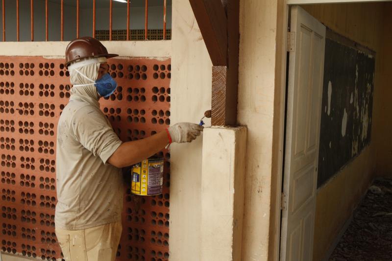 Os bairros do Guamá, Cremação, Marambaia, Tapanã e distrito de Icoaraci, estão na lista dos locais que terão escolas da rede municipal de ensino inauguradas em breve.