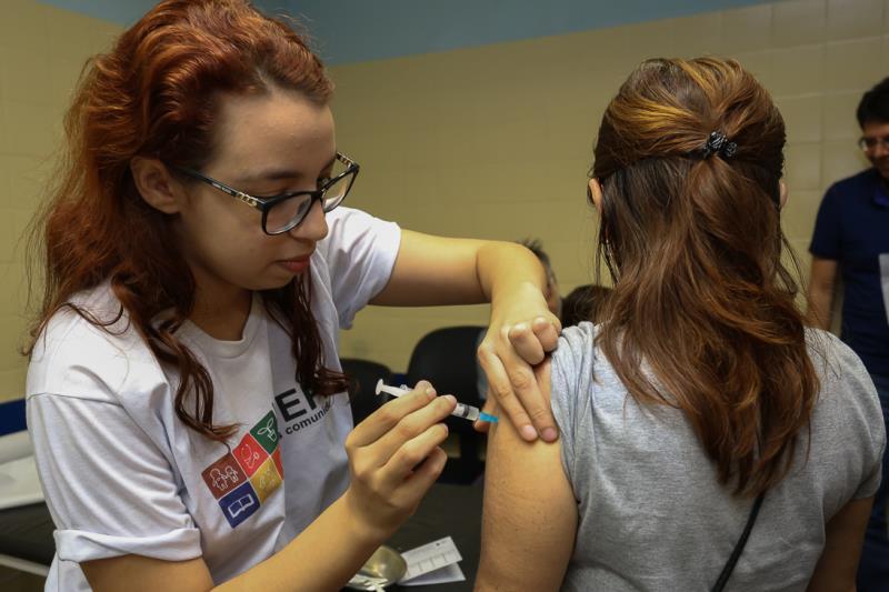 A campanha segue até o dia 31 de maio em todas as unidades de saúde de todos os 144 municípios do Pará