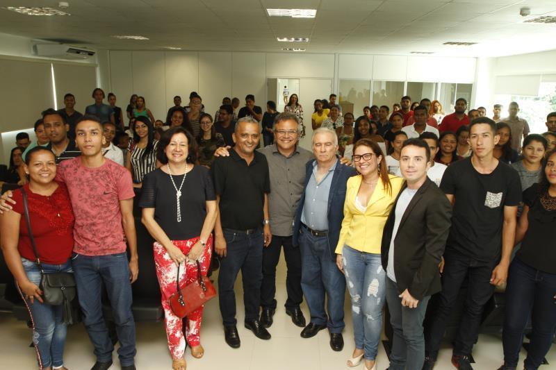 2019.05.10 - PA - Belém - Brasil: Prefeito Zenaldo Coutinho participa do encerramento das homenagens ao dia do trabalhador.