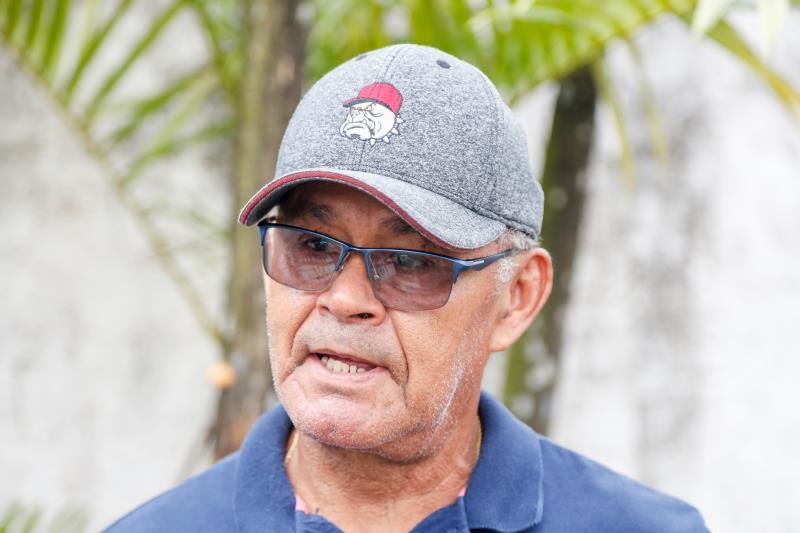 O maquinista aposentado da Marinha, José Ademir Santos, já é acostumado com esse tipo de leilões. Ele aconselhou a ver os veículos acompanhado de um mecânico.