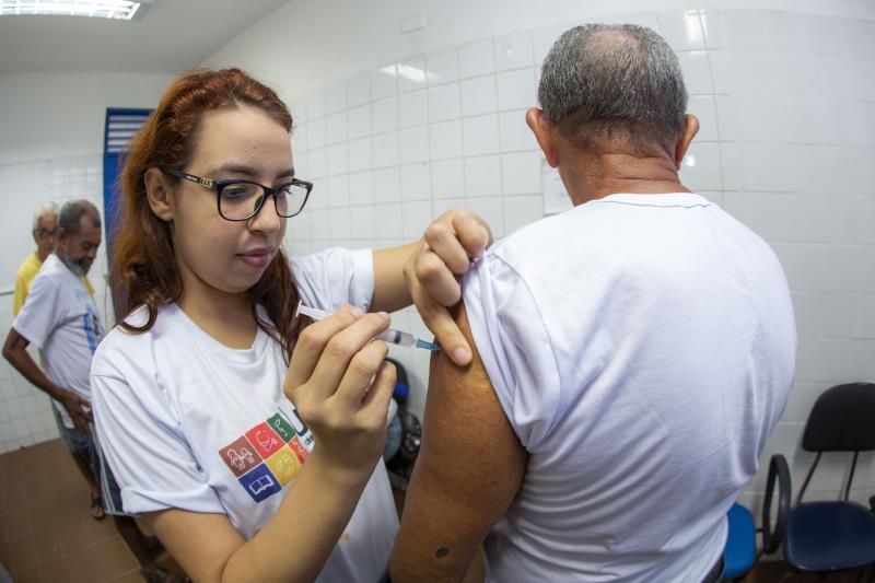 A Campanha de Vacinação prossegue até 31 de maio em mais de 3.700 postos fixos, terrestres e fluviais