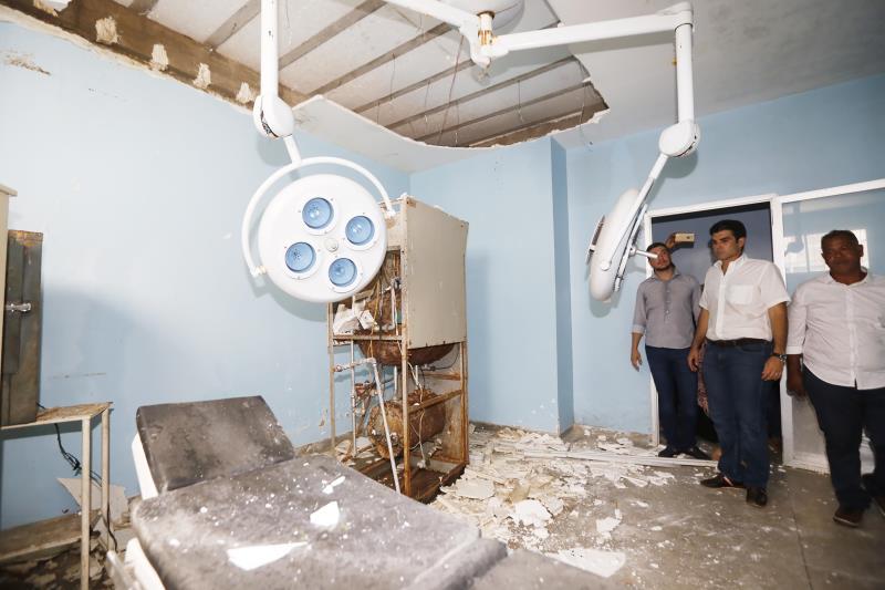 O governador Helder Barbalho também assumiu o compromisso de apoiar a Prefeitura de Benevides na construção do Hospital Municipal