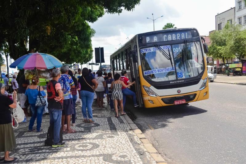 De 1° a 12 de maio, dos anos de 2018 e 2019, houve uma redução de 82% no número de roubos a coletivos em todo o Pará