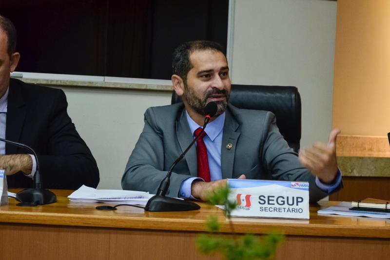 O secretário Ualame Machado ressalta que, quando os índices deste tipo de crime reduz, o número de pessoas que são beneficiadas é muito maior