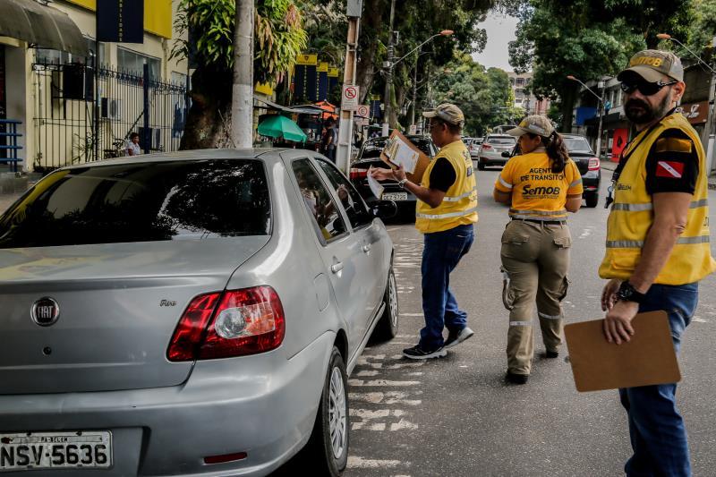 Agentes da agentes da Semob, da Semutran, do Detran e da Polícia Rodoviária Estadual (PRE) unificarão procedimentos