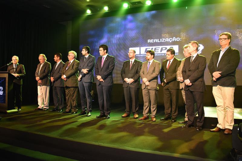 Os maiores representantes do setor produtivo participam da abertura da Fipa 2019