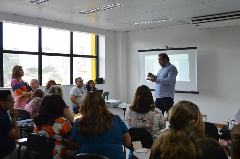 Sérgio Amorim destacou que Belém vem desenvolvendo várias estratégias para alcance das coberturas de serviços oferecidos