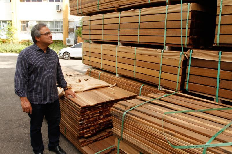 O prefeito de Belém, Zenaldo Coutinho, adiantou que o material doado será utilizado para manutenção e reforma em espaços públicos da cidade