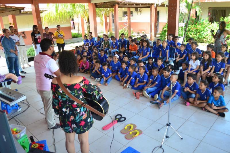 Programação realizada pela Segup segue outras de Belém nos bairros do Jurunas, Terra-Firme, Guamá e Tapanã