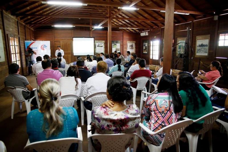 A busca por novos investimentos para o Pará será amplamente discutida nesta quinta-feira (23), durante o XVII Workshop de Interiorização e Capacitação em Atração de Investimentos, que ocorre em Santarém, no oeste do Pará. Iniciativa da Companhia de Desenvolvimento Econômico do Pará (Codec), o evento chega à região do Baixo Amazonas com o objetivo de disseminar práticas em atração e consolidação de novos negócios para um público formado por técnicos da prefeitura e setor produtivo local.  FOTO; ASCOM / CODEC DATA: 22.05.2019 BELÉM - PARÁ