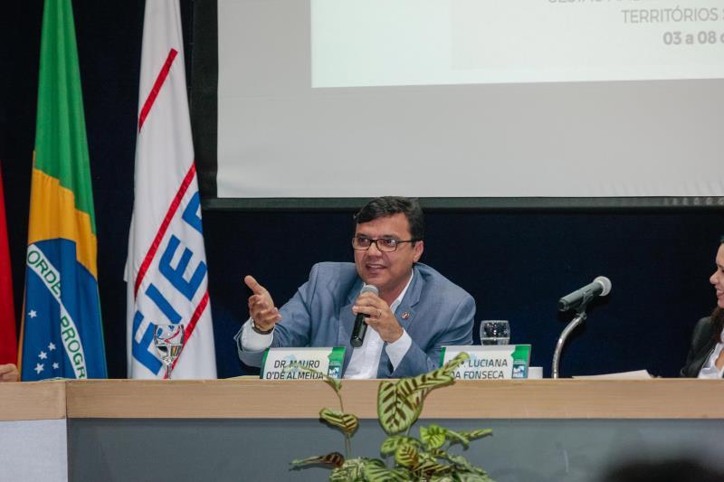 O secretário Mauro Ó de Almeida ressaltou a decisão do governo de dialogar com prefeituras, quilombolas, indígenas, Ministério Público e demais entidades que privilegiem o esforço de interação