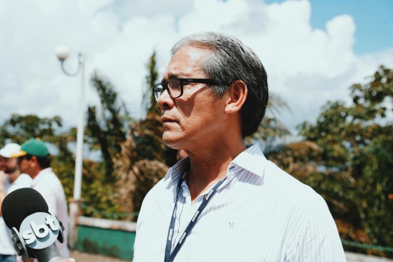 Inauguração está prevista para dezembro deste ano, mês da Marujada, disse o secretário de Desenvolvimento Urbano e Obras Públicas, Ruy Cabral