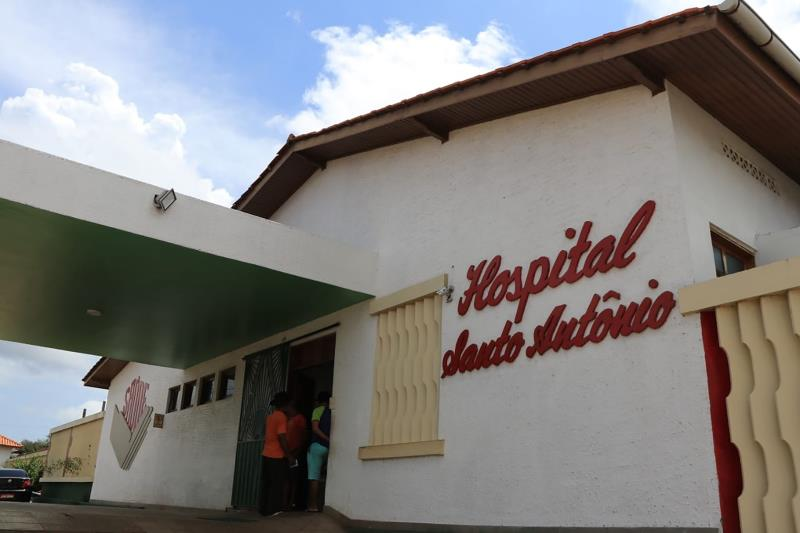 O convênio com o Governo do Estado prevê a ampliação e uma UTI no Hospital Santo Antônio
