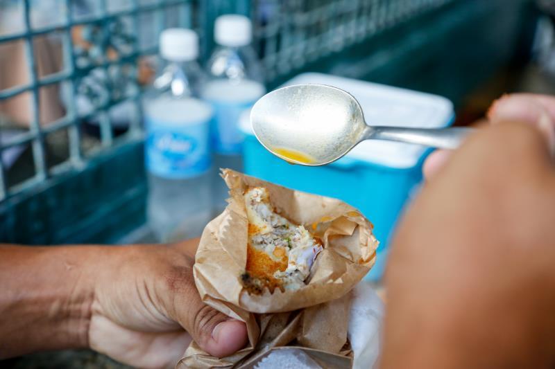 A capacitação faz parte do projeto do Mercado Criativo que busca capacitar as boieiras das feiras e mercados de Belém