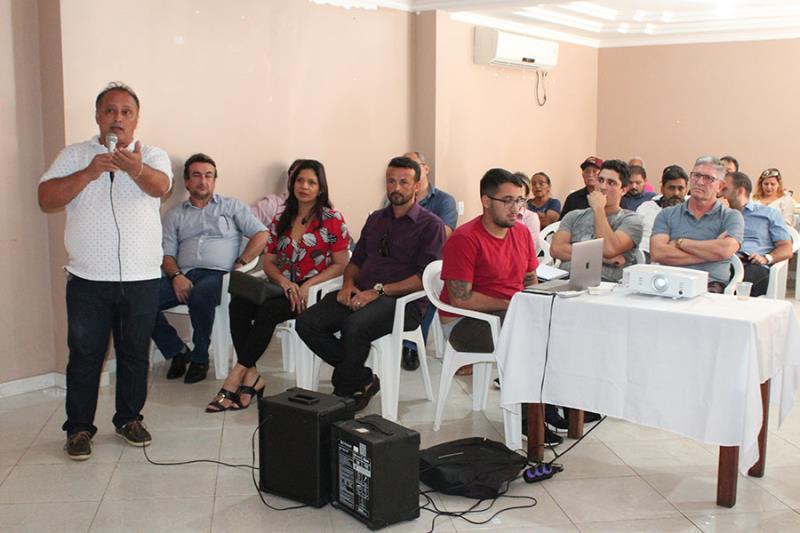 Nazareno Alves, produtor em Igarapé Açu, é um dos idealizadores da cooperativa.