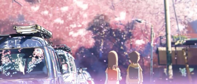 """O anime """"Cinco Centímetros por Segundo"""" abre a Mostra de Cinema Japonês, na quinta-feira, 6, às 18h30"""