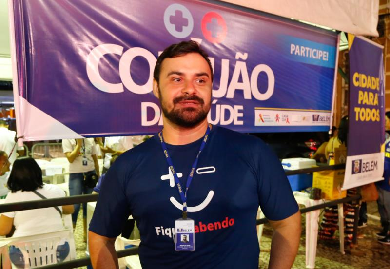 Na foto; Reginaldo Júnior