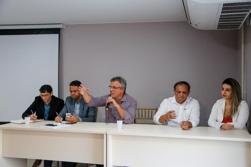 A integração entre os três municípios da região metropolitana também foi destacada pelo gestor de Belém.