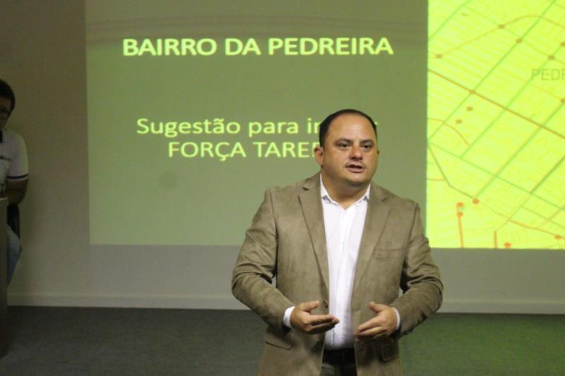 O titular da Sesan, Claudio Mercês, disse que secretaria atua no combate aos pontos de descarte criminoso, por meio de ações de educação ambiental, e conseguiu eliminar mais de 100 pontos críticos, no ano passado