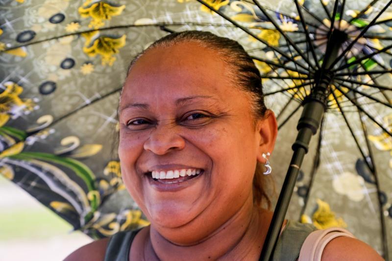A doméstica Nel Moraes destacou que a Prefeitura de Belém tem se mostrado muito atuante nas comunidades, por meio de atividades que abrangem grandes bairros da capital