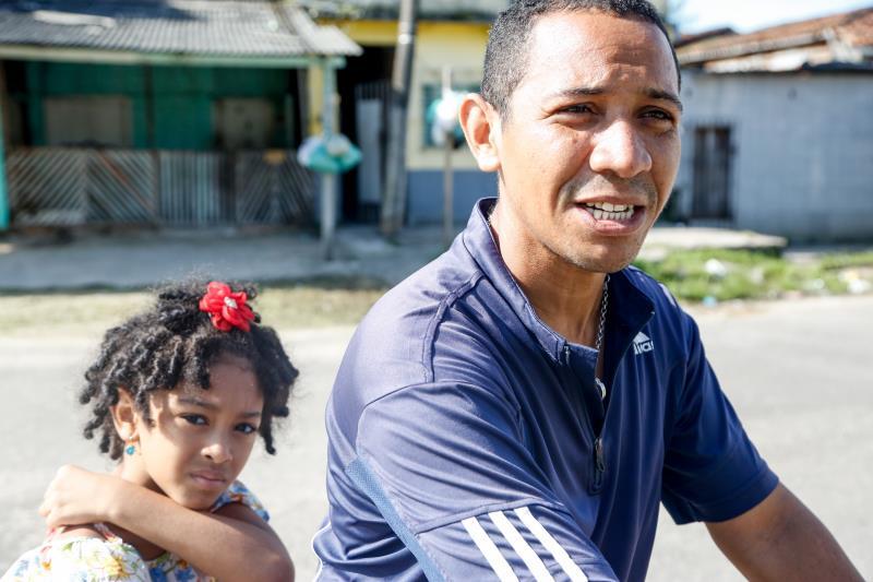 Cristiano Santos, morador da Cremação,  comentou que a ação da Prefeitura irá beneficiar a população, principalmente, os que necessitam de atendimento médico