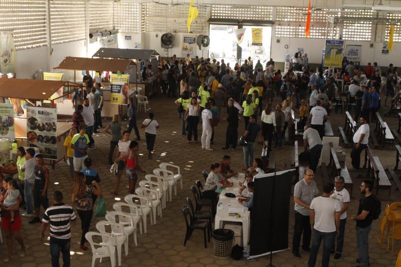 O programa Prefeitura no Bairro estará disponível na Cremação, até sexta-feira, 28, no Centrão, das 8 às 13 horas