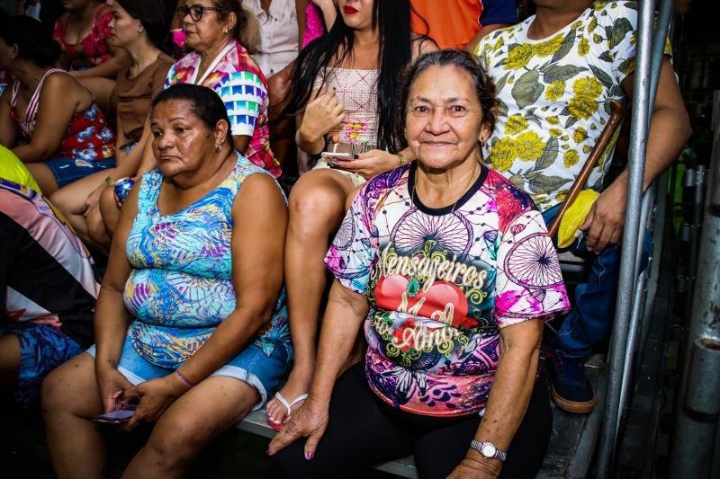 Na foto: A Aposentada Maria Rosa