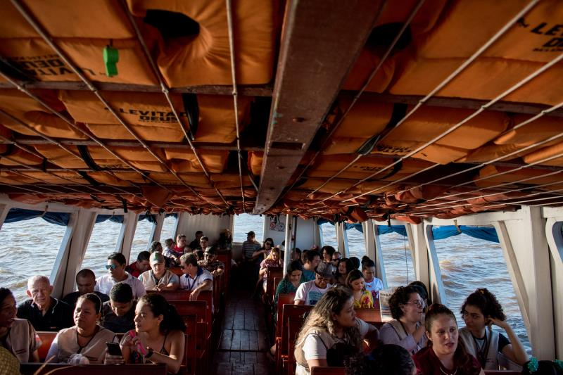 Mapeamento dos restaurantes de Cotijuba - BelémTur -  Belém das ilhas